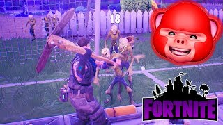 I RAN OUT OF AMMO!! | Fortnite: Save The World PvE [Ep 3]