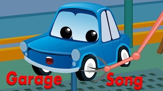 Zeek And Friends | Garage Song | Original Songs For Children