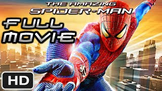 The Amazing Spider-Man (Video Game) - FULL MOVIE [HD] Xbox 360 PS3 PC