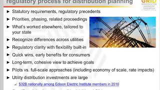 Webinar | Planning for the Evolving Electric Grid