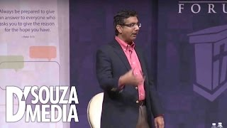 D'Souza Reveals The One Way To Coexist With Islam