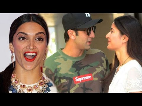Xxx Mp4 Deepika Padukone SHOCKING REACTION On Ranbir Kapoor Katrina Kaif S BREAK UP 3gp Sex