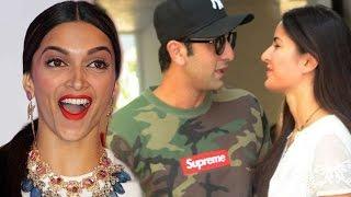 Deepika Padukone SHOCKING REACTION on Ranbir Kapoor & Katrina Kaif's BREAK UP