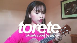 Torete- Moonstar88 (Love You to the Stars and Back OST) Ukulele Cover by Jaytee