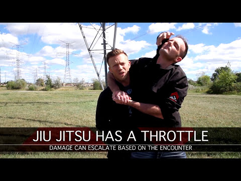 Must Learn! Headlock Escape To Guillotine Choke | BJJ