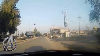 طريق ديوانية - حلة - كربلاء