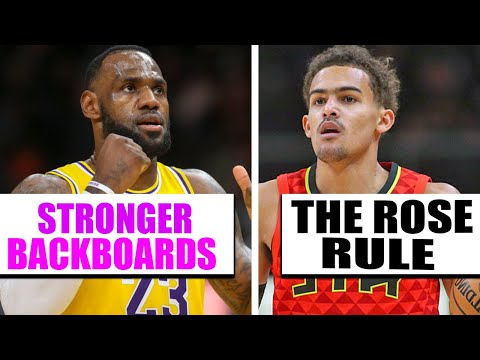 12 Players Who FORCED Rule Changes in The NBA