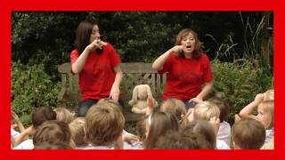 Singing Hands: Little Peter Rabbit - with Makaton