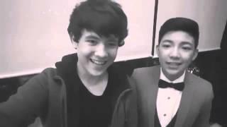 "Darren and JK ""LoveYourself"""