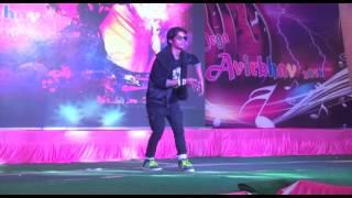 mega avirbhav2016 medly dance mohan sai(b.sc1st year)