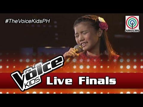 "The Voice Kids Philippines Season 3 Live Finals: ""Pangako"" by Antonetthe"