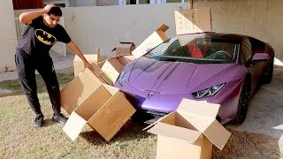 STORM ATTACK ON LAMBORGHINI !!!