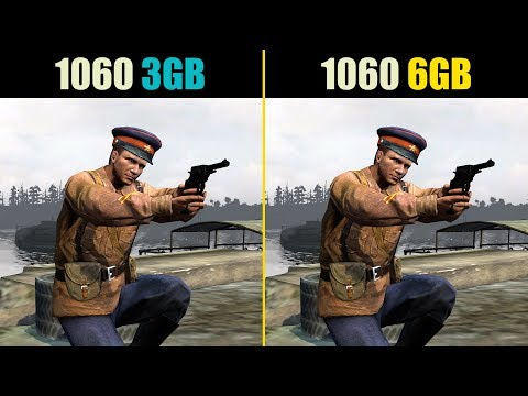 Xxx Mp4 GTX 1060 3GB Vs GTX 1060 6GB Test In 9 Games 3gp Sex