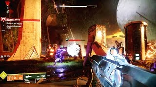 """DESTINY 2 GAMEPLAY - """"Homecoming"""" (First Mission)"""