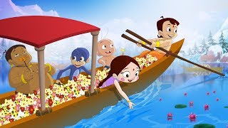 Chhota Bheem and friends visit to Kashmir | Interesting Facts about Kashmir