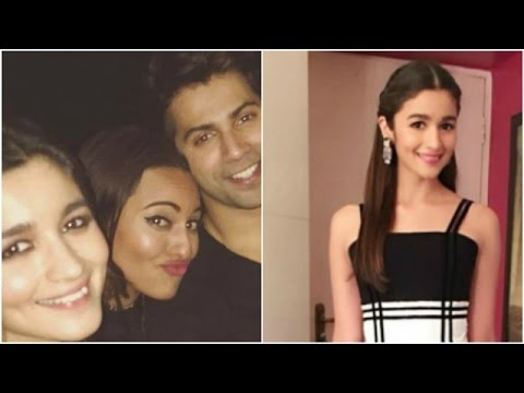 Sonakshi's Embarrassing Faux Pas | Alia Thanks Her Fans