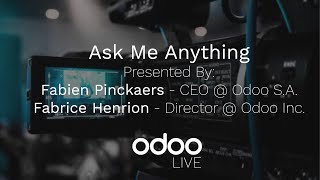 Ask Me Anything w/ Odoo CEO Fabien Pinckaers