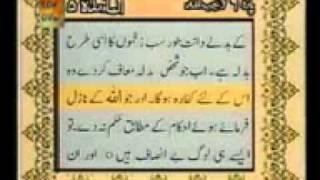 Al Quran - Para 6 - With Urdu Translation Complete (Full) ( An Nisaa - Al Ma'idah  (4:148-5:81))