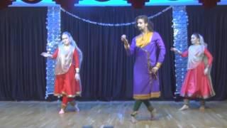 akshaya kathak-dadra