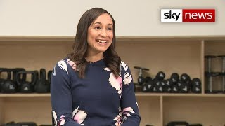 Jessica Ennis-Hill: More help needed for pregnant athletes
