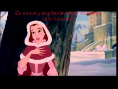La bella y la Bestia Algo Nuevo Version Latina .wmv