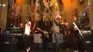 Eminem Feat Lil wayne - No love Live