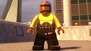 LEGO Marvel's Avengers - Luke Cage (Power Man) Free Roam Showcase
