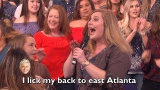 "Ellen's Audience Attempts to Sing Camila Cabello's ""Havana"""