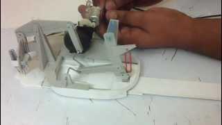 Mechanical Mini-Project,automatic feeding-cutting mechanism