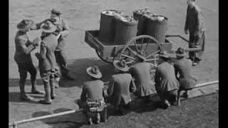 O Gordo e o Magro   Recrutas do Barulho 1932   Filme Completo Dublado WRS