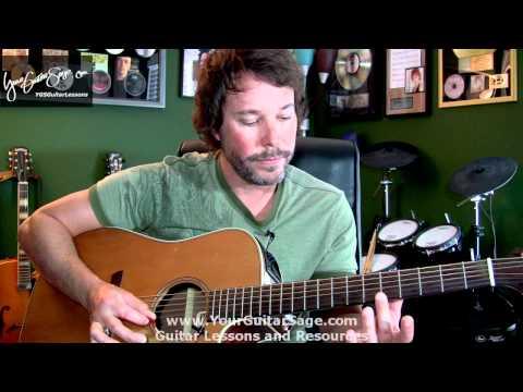 Advanced Harmonics - Beginner Acoustic Guitar Lesson
