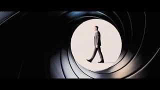 James Bond Skyfall Gunbarrel - HD