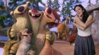 We Are Family (Hindi) - Music Video By Aditi Rao Hydari - Ice Age 4 Continental Drift
