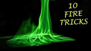 ✔ TOP 10 BEST Fire Tricks