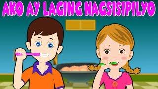Ako Ay Laging Nagsisipilyo | Awiting Pambata 2017 | Nursery Rhymes Tagalog