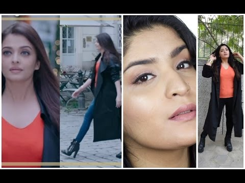 Xxx Mp4 CCGRWM Chit Chat Get Ready With Me Aishwarya Rai Ae Dil Hai Mushkil Style Cheat 3gp Sex