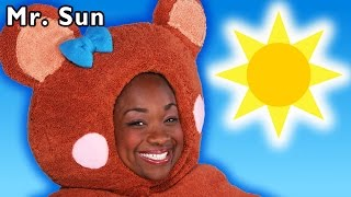 Summer Sun Songs | Mr. Sun and More | Baby Songs from Mother Goose Club!