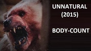 Unnatural (2015): Body Count