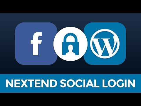 Xxx Mp4 Getting Started With Facebook Provider Nextend Social Login For WordPress 3gp Sex