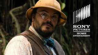 JUMANJI: WELCOME TO THE JUNGLE -  Now on Blu-ray and Digital