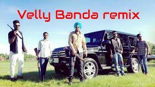 Sidhu Moose Wala | velly Banda | New song 2017 | remix |