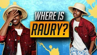 WHAT HAPPENED TO RAURY?!