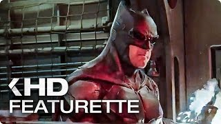 JUSTICE LEAGUE Featurette (2017)