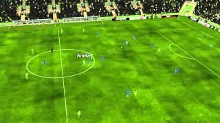 Nigeria vs Chad - Ideye Goal 7 minutes