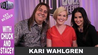 Voice of Tigress in Kung Fu Panda, Kari Wahlgren EP186