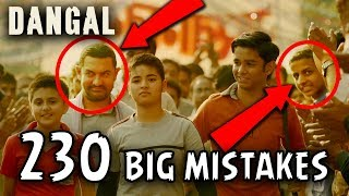 230 BIG MISTAKES | Dangal | | full movie | 4K | Aamir Khan | Thugs of Hindostan Coming Soon