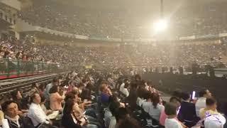 2018/4/20 張學友台北演唱會/開場前