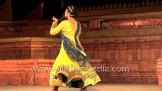 Shinjini Kulkarni presents Kathak recital: Khajuraho Dance Festival 2017
