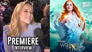 Reese Witherspoon - A Wrinkle in Time Premiere Red Carpet Interview