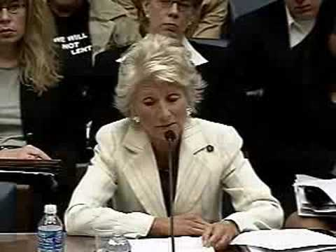 Hearing on Sexual Assault in the Military - Rep. Harman